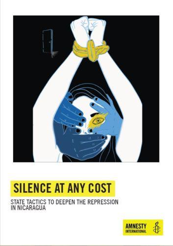 Titelblatt Silence at any cost